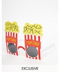 NPW - Lunettes de soleil motif popcorn - Multi