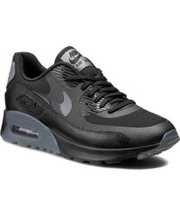 Boty NIKE - W Air Max 90 Ultra Essential 724981 005 Black/Black/Cool Grey/Pr Pltnm