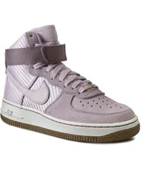Boty NIKE - Air Force 1 Hi Prm 654440 500 Bleached Lilac/Bleached Lilac