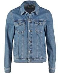 Topman Veste en jean dark blue