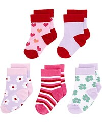 Lilly and Sid Lilly & Sid Baby (Mädchen 0-24 Monate) Socken Girls Socks In A Box