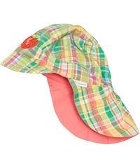 Sterntaler Mädchen Mütze Schirmmütze m. Nackenschutz