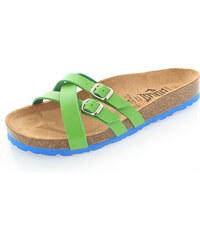 Verde Zeleno-modré pantofle Everlast EV223