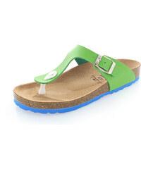 Verde Zeleno-modré pantofle Everlast EV224