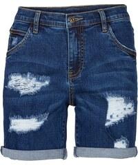 RAINBOW Džínové šortky bonprix