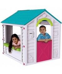 Dětský plastový domeček Holiday Play House