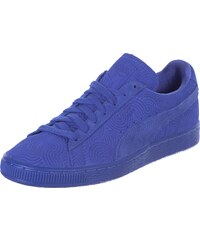 Puma Suede Classic + Colored W chaussures dazzling blue