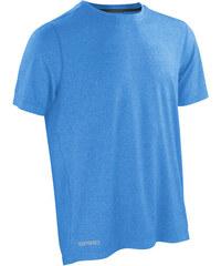 Pánské Fitness tričko - Modrá S