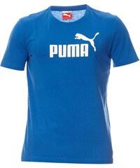 Puma Ess n°1 logo - T-shirt - bleu