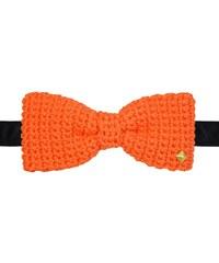 Acrochet'Moi Charmeur - Noeud papillon - orange