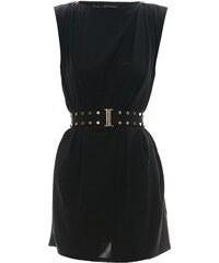 Marciano Guess Kleid mit fließendem Schnitt - schwarz