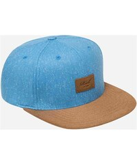 kšiltovka REELL - Suede Cap Speckled Light Blue (SPECKLED LIGHT BLUE)