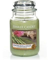 Yankee Candle Citronelle et Gingembre - Bougie parfumée