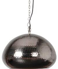 Zuiver Závěsná lampa Hammered oval nickel