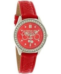 Montre Le Temps des Cerises TC54 Small Rouge