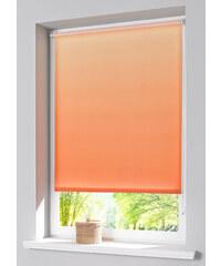 bpc living Store Dégradé, Fixation clipsable orange maison - bonprix
