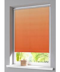 bpc living Store occultant Dégradé, Fixation clipsable orange maison - bonprix