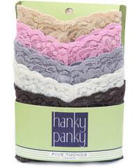 Hanky Panky Low Rise Thong - 5ks