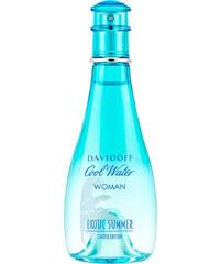 Davidoff Exotic Summer Eau de Toilette (EdT) Cool Water Woman 100 ml