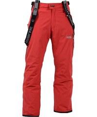 Pánské lyžařské kalhoty NORDBLANC WIND NBWP4525 TMAVĚ
