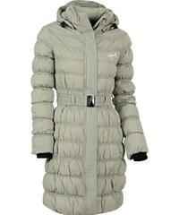 Dámský zimní kabát NORTHFINDER LAINEY BU-42331SI PISTÁCIE