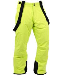 Pánské lyžařské kalhoty NORDBLANC SLASH NBWP5334 JASNĚ