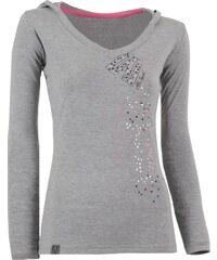 Dětské triko s dlouhým rukávem ALTISPORT LIFA-J ALJS16041 MELÍR