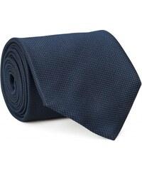 GANT Diamond G Cravate Shadow à Motif Losanges - Persian Blue