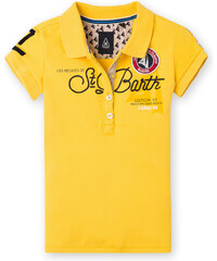 Gaastra Polo Bruna Girls jaune Filles