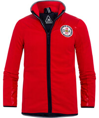 Gaastra Veste Polaire Heritage rouge Hommes