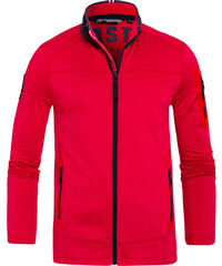 Gaastra Veste Polaire Hydro rouge Hommes