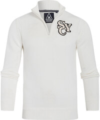 Gaastra Pull Scatter blanc Hommes