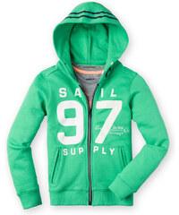 Gaastra Veste en sweat Wearing Boys vert Garçons