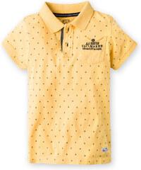 Gaastra Polo Waterproof Boys jaune Garçons