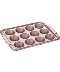 TESCOMA forma 12 muffinů DELÍCIA GOLD 39x28 cm