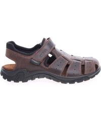 Ara pánské sandály 11901-02 hnědé