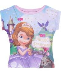 Disney Sofia die Erste T-Shirt lila in Größe 92 für Mädchen aus Vorderseite: 100% Polyester 100% Baumwolle