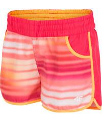 4F Dámské šortky T4L16-SKDT002_PINK RASPBERRY