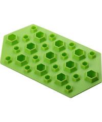Lesara Eiswürfelform Diamant - Grün
