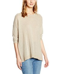 United Colors of Benetton Damen, Pullover, Oversized ribbed