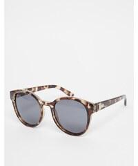 Le Specs - Exclusive Paramount - Runde, polarisierte Sonnenbrille - Braun