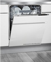 Beko vollintegrierbarer Geschirrspüler DIN16330, Energieklasse A+++