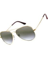 MasterDis PureAv Sonnenbrille gold/brown