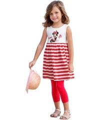 Disney Jerseykleid mit Minnie Mouse Druck für Mädchen Disney rot 104/110,116/122,128/134,140/146