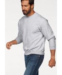 Sweatshirt Fruit of the Loom grau L (52/54),M (48/50),S (44/46),XL (56/58),XXL (60/62)