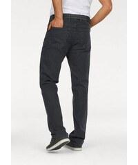 Stretch-Jeans Peter (Set mit Gürtel) PIONIER JEANS & CASUALS grau 24,25,26,27,28,29,30,31