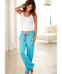 Homewear Leggings mit breitem Komfortbund Venice Beach orange 32/34,36/38,40/42,48/50,52/54