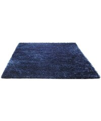 Esprit Home Hochflor-Teppich New Glamour Höhe ca. 40 mm getuftet blau 1 (B/L: 70x140 cm),2 (B/L: 90x160 cm),4 (B/L: 170x240 cm),5 (B/L: 200x200 cm),7 (B/L: 140x200 cm)
