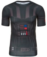Under Armour HeatGear Alter Ego Darth Kompressionsshirt Herren