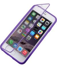 Good Buy iPhone 6+ - Étui flip cover - mauve